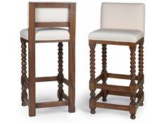 Shop for MacRae Firth Bar StoolDornie Bar Stool and other Stools at Kravet edesigntrade in New York NY Shown in cherry Available in oak or ebony
