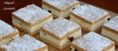 Falešný tvarohový koláč z kyselé smetany, božský recept – iRecept Cornbread, Protein, Food And Drink, Sweets, Cheese, Cookies, Ethnic Recipes, Basket, Millet Bread