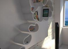 Fascinating Dreams Bookshelf Ideas