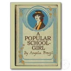 A Popular Schoolgirl Book Cover