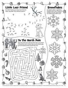 10 Free Kids Christmas Printables - diy Thought Christmas Maze, Christmas Word Search, Christmas Puzzle, Christmas Words, Christmas Colors, Kids Christmas, Christmas Crafts, Xmas, Fun Worksheets For Kids