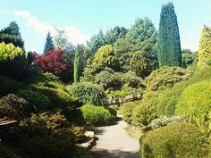 Сад Леонардсли (Leonardslee gardens)