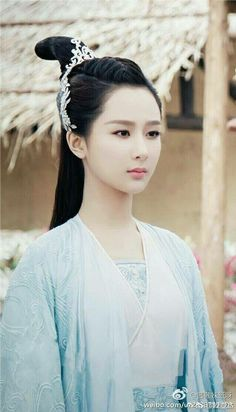 Andy Yang Zi 杨紫 [2016] Noble Aspirations/Qing Yun Zhi 《诛仙青云志》 Beautiful Chinese Girl, Most Beautiful, Geisha, Female Character Inspiration, Asian Hair, Chinese Clothing, Chinese Actress, Chinese Culture, Hanfu