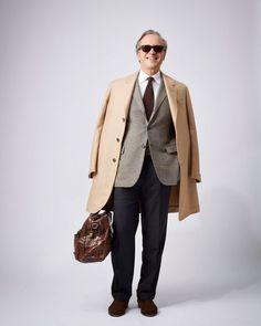 Exclusive Portraits of Pitti Uomo's Best-Dressed Men