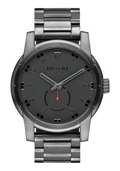 Patriot | Men's Watches | Nixon Watches and Premium Accessories