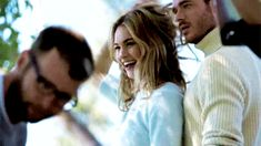 Richard Madden and Lily James » People Magazine photoshoot, behind the scenes