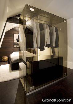 Closet design | Designed by Grand & Johnson | www.grandjohnson.com