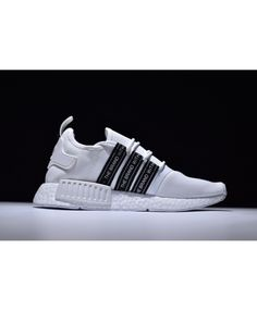 quality design e11ce 607a3 Adidas NMD R1 Boost Runner Primeknit White Trainers Sale UK Adidas Nmd R1, Cheap  Adidas