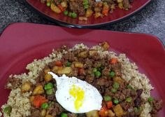 Filipino Comfort Bowl (Giniling) Recipe -  Yummy this dish is very delicous. Let's make Filipino Comfort Bowl (Giniling) in your home!