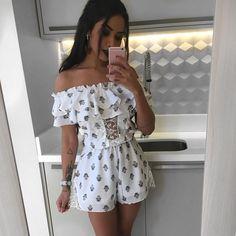 """508 Likes, 19 Comments - Oxigênio Modas (@oxigeniomodas) on Instagram: """"Detalhes desse Dress Lacrilindo ♥️♥️"""""""