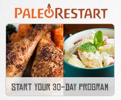 Paleo Restart 2015! It's time all over again folks, this time bigger and better! www.paleofortheday.com