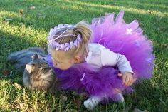 Great tutu tutorial. PLUS you get great color combinations for costumes!
