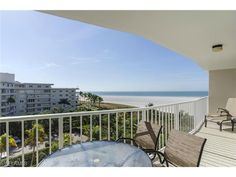 260 Seaview Ct #607, Marco Island, FL - $469,500, 2 Beds, 2 Baths. Wonderful southern Gulf views and beachfront living. Updated and renovated, granite counters, updated baths. Beach view from all rooms, three sliders to balcony, storm shutters. Residence is in immaculate condition and beautifully decorated. Gated beach community that offers tennis courts, fitness center, boat docks, shuffle board and resort-style...