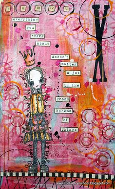 Journal page - Get over yourself | Flickr - Photo Sharing!