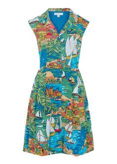 a15c94ecdd8 NEW Emily and Fin Frankie San Jose dress in cornflower blue