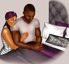 New ideas black art love couples african americans people Black Couple Art, Art Love Couple, Black Love Couples, Godly Marriage, Godly Relationship, Love And Marriage, Godly Dating, Relationship Issues, Black Love Quotes