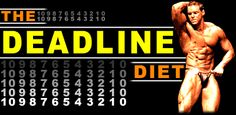 Competition Diet Tips- Part 1