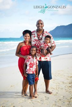 Image result for hawaiian family portrait