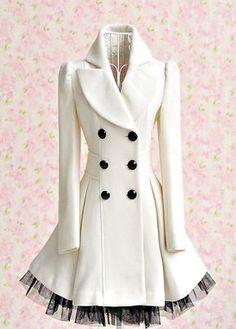 love :) so Audrey Hepburn style in Betsy Johnson!