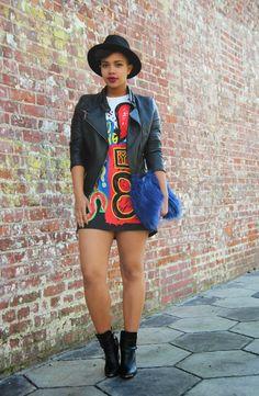 She Recycles Fashion, Carmen Alexandra