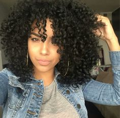 Curly hairstyles | natural hair | curly long hair | hair inspiration #naturalhair #curlyhair