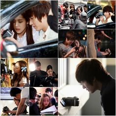 City Hunter - Behind The Scenes Lee Min Ho Photos, Park Min Young, City Hunter, Minho, Kdrama, Behind The Scenes, Fictional Characters, Fantasy Characters