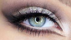 To jest hit! Karnawałowy makijaż z brokatem (WIDEO) - Artykuł