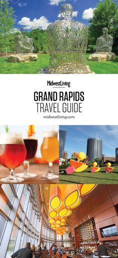 Things to do in Grand Rapids, Michigan, include attending the annual ArtPrize competition and visiting Frederik Meijer Gardens and Sculpture Park, the Gerald R. Ford Presidential Museum and the Grand Rapids Art Museum.