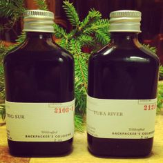 Juniper Ridge Cologne. No fake fragrance. Mountains in a bottle. Life on the trail. Big Sur. Yuba River. Made in USA.