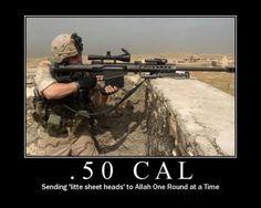 50 Caliber Time!