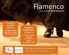 El Cajón Flamenco: Flamenco em janeiro com Silvia Canarim em Porto Al...