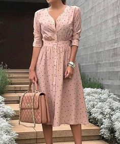Modest Dresses, Simple Dresses, Cute Dresses, Casual Dresses, Summer Dresses, Modest Fashion, Hijab Fashion, Fashion Dresses, Women's Fashion