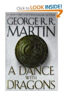A Dance with Dragons (A Song of Ice and Fire, Book 5): George R.R. Martin: 9780553801477: Amazon.com: Books