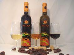"""El Vino Málaga, un sabor característico de la provincia de Málaga / Wines with guarantee of origin and quality """"Málaga"""", a typical flavor of the province of Málaga"""