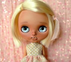 Tanika (OOAK Teethy Custom Blythe doll) by Katalin89 on DeviantArt