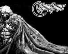 Moon Knight Marvel Art, Marvel Heroes, Comic Book Heroes, Comic Books, Marvel Moon Knight, Superhero Images, Wonderful Images, Comic Art, Marvel Comics