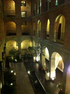 Hotel Parador de La Granja en La Granja de San Ildefonso, Castilla y León #cyl #hotel #restaurante