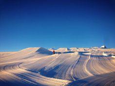 Snowpark - Glacier 3000, Les Diablerets, Switzerland