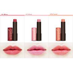 ARITAUM, Ginger Sugar Tint Lip Balm in #1 Rose or #3 Coral