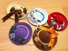 *** Quilling - the magic of paper strips! Quilling Jewelry, Quilling Earrings, Paper Earrings, Paper Quilling Tutorial, Quilling Paper Craft, Paper Crafts Origami, Quilled Roses, Neli Quilling, Quilling Patterns