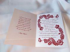 magyar népmesés esküvői meghívó 02.3 Big Day, Wedding, Valentines Day Weddings, Weddings, Mariage, Marriage, Chartreuse Wedding