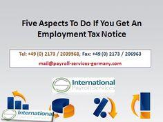 b3d9cb2e90d Five Aspects To Do If You Get An Employment Tax Notice