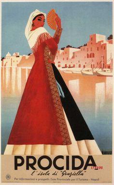 Italian Holidays Vintage Posters | Italian Ways