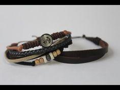 Como fazer uma pulseira navy de âncora | DIY | DANIEL MOONEY - YouTube