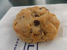 Ghiradelli Downtown Disney Chocolate Chip Cookie