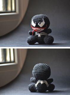 amigurumi Venom