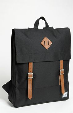 Herschel Supply Co. 'Survey' Backpack | Nordstrom $55 My backpack for schools this upcoming year, maybe