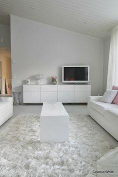 Coconut White: White Ikea Bestå