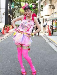 Ohmygossip.com - How to dress Harajuku style? Gallery