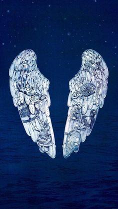 Coldplay Ghost Stories Phone Wallpaper